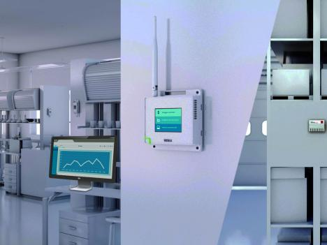 The Vaisala Continuous Monitoring System