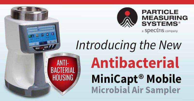 Máy lấy mẫu vi sinh Minicapt Mobile - Chống Khuẩn